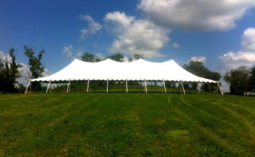 40x Series Pole Tent