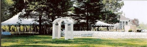 Arch & Chairs