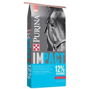 Purina® Impact® 12% Textured Horse Feed