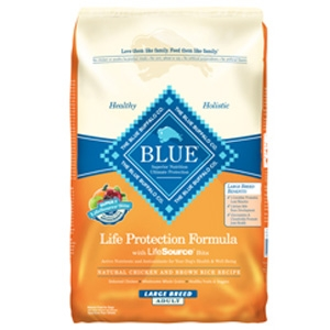 Blue Buffalo Large Breed Adult Chicken & Brown Rice Life Protection Formula