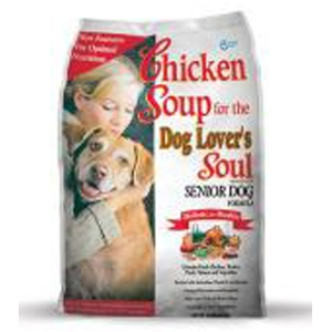 Chicken Soup for the Pet Lover's Soul Senior Dog Formula