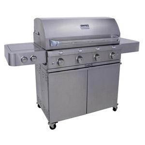 Saber 4 Burner Stainless Grill