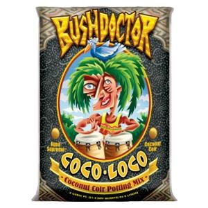 Bush Doctor® Coco Loco® Coconut Coir Potting Mix