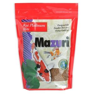 Mazuri® Koi Platinum Bits