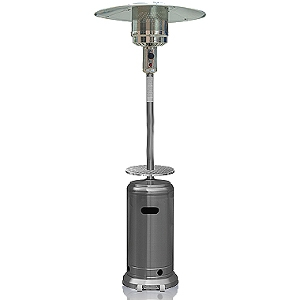 Gardensun Heater Stainless Steel Patio Heater