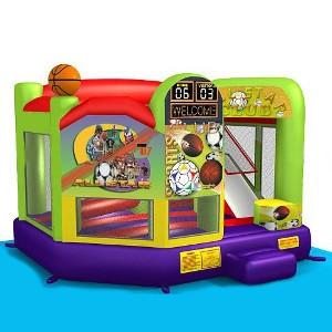 Ninja Jump, Sports 5 in 1 Combo