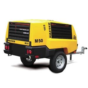 Kaeser Air Compressor, 185 cfm