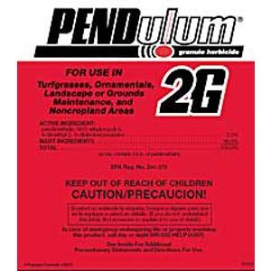 Pendulum® 2G Pre-Emergent Herbicide