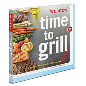 Weber's Time to Grill Cookbook