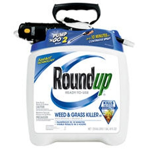 Roundup® Ready-to-Use Weed & Grass Killer III in the Pump 'N Go® Sprayer