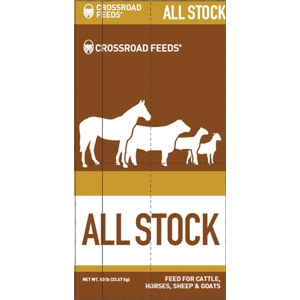 Crossroads All Stock 12% Textured Feed