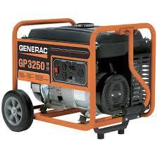 3250 Watt Generac Generator