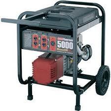 5500 Watt Coleman Generator