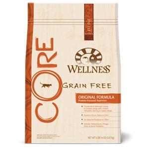 Wellness® Core® Grain Free Original Formula Cat Food
