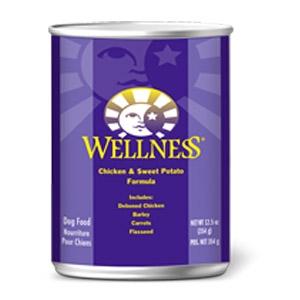 Wellness® Complete Health Chicken & Sweet Potato Recipe Dog Food