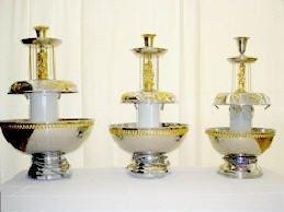 7 Gallon Champagne Fountain