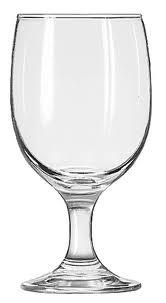 Glassware - 10 Oz. Water Goblet