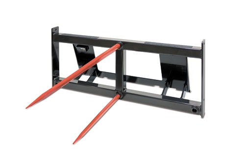 Bale Spear SkidLoader Attachment