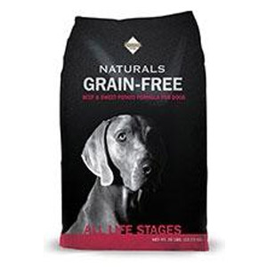 Diamond® Naturals Grain Free Dog Food