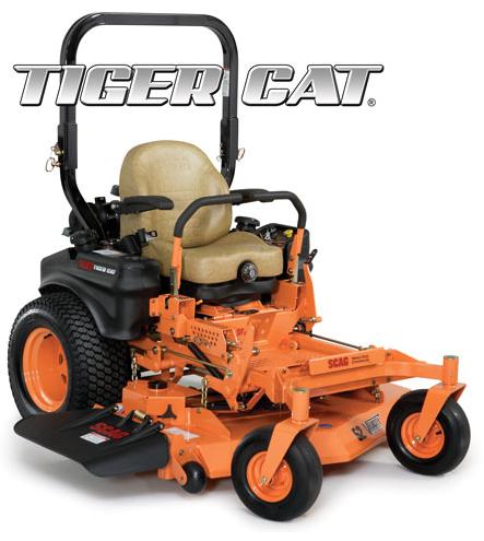 Scag Tiger Cat Lawn Mower