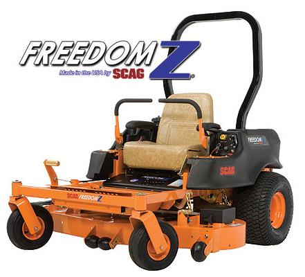 Scag Freedom Z Riding Lawn Mower