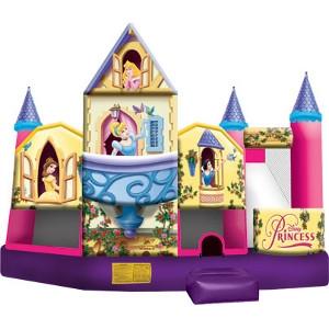 Ninja Jump Disney Princess Collection 3D 5-in-1 Combo