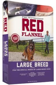 Red Flannel™ Large Breed Adult Formula Dog Food