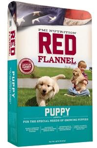 Red Flannel™ Puppy Formula
