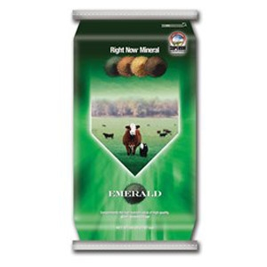 Right Now® Emerald Cattle Mineral Supplement