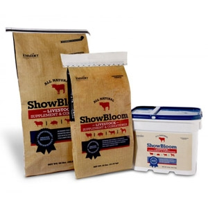 ShowBloom Livestock Supplement and Conditioner