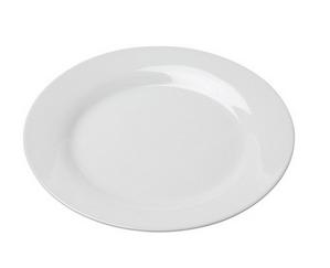 Classic White RimSalad/Dessert 8