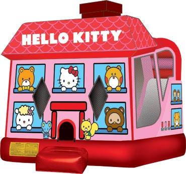 Ninja Jump, Hello Kitty 3D 4n1 Combo