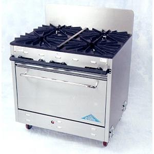 Oven/Range Combo, Propane