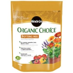 Miracle-Gro® Organic Choice® Potting Mix