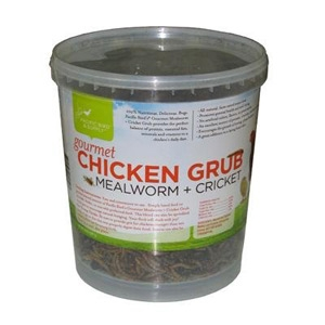 Pacific Bird & Supply Gourmet Chicken Grub