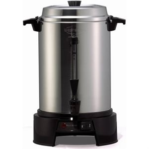 West Bend 55-Cup Commercial Coffee Urn