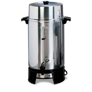 West Bend 40 To 100-Cup Commercial Coffee Urn