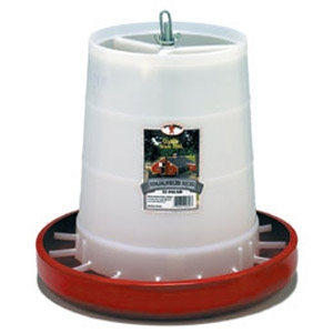 Little Giant® 22 Lbs. Plastic Hanging Poultry Feeder