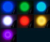 Slimpar 65 LED Uplights