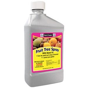Ferti-lome® Fruit Tree Spray