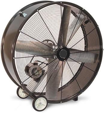 Large Floor Fan