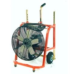 Positive Pressure Fan