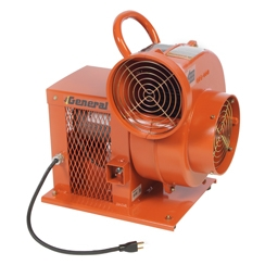 Confined Space Blower, Electric 110v
