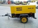 110 CFM Air Compressor, Diesel , Tow Behind