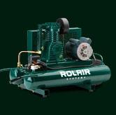 14 CFM Wheel barrel Style Air Compressor, Electric