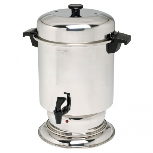 Coffeemaker, 55 cup Polished Stainless Steel