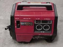 Generator, 1000 watt gas powered