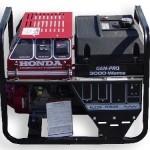 Generator, 3000 watt gas