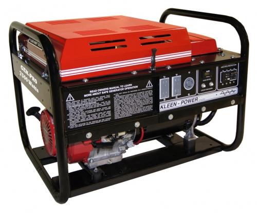 Generator, 7500 watt gas