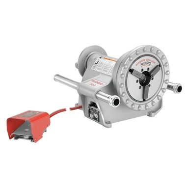 Power Pipe Vise